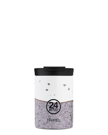 MUG ISOTHERME 350 ML - 24BOTTLES - TRAVEL TUMBLER - WABI - L'interprète Concept Store