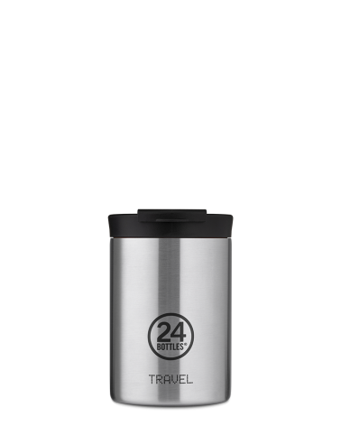 MUG ISOTHERME 350 ML - 24BOTTLES - TRAVEL TUMBLER - STEEL