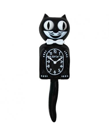 HORLOGE - KIT CAT CLOCK - NOIR