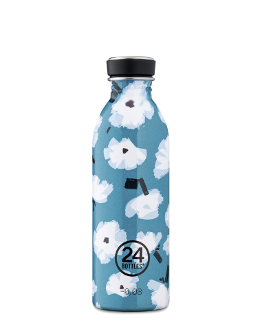 BOUTEILLE INOX 500 ML - 24BOTTLES - URBAN BOTTLE FRESCO SCENT