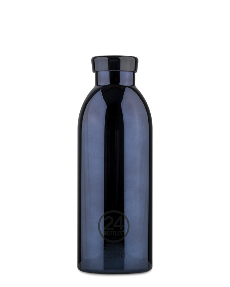 THERMOS 500 ML - 24BOTTLES - CLIMA BOTTLE BLACK RADIANCE