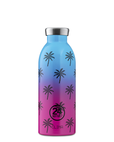 THERMOS 500 ML - 24BOTTLES - CLIMA BOTTLE PALM VIBE