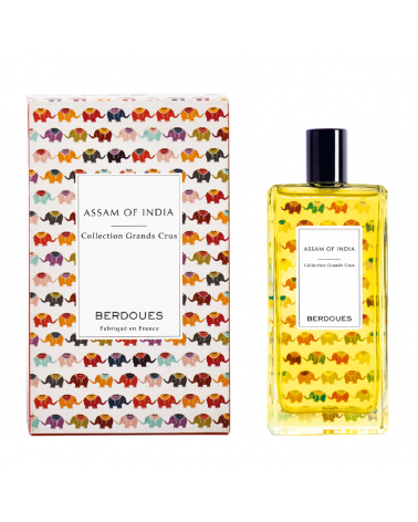EAU DE PARFUM - BERDOUES - GRAND CRU ASSAM OF INDIA - 100 ML