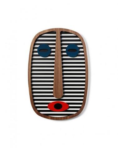 Masque Moderne Africain n° 1 - WOODEN - Umasqu - L'interprète Concept Store