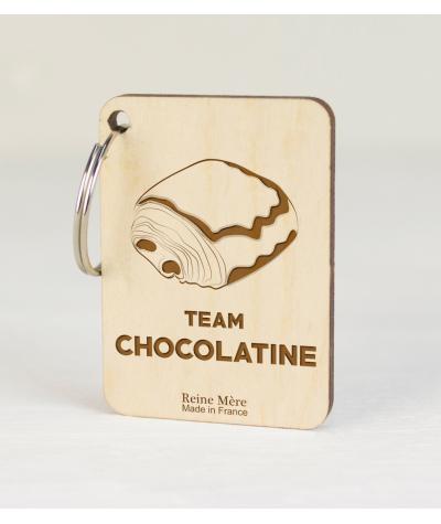 PORTE-CLÉS - REINE MÈRE - CHOCOLATINE