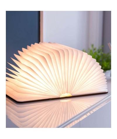LAMPE LIVRE - GINGKO - GRAND SMART BOOK LIGHT - NOYER