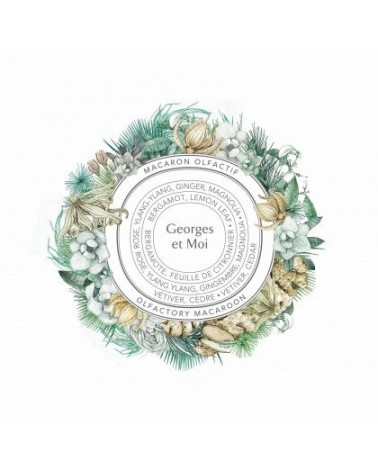 Zazou - Soft Perfume Solide - Parfumn Solide - GEORGES ET MOI - L'interprète Concept Store