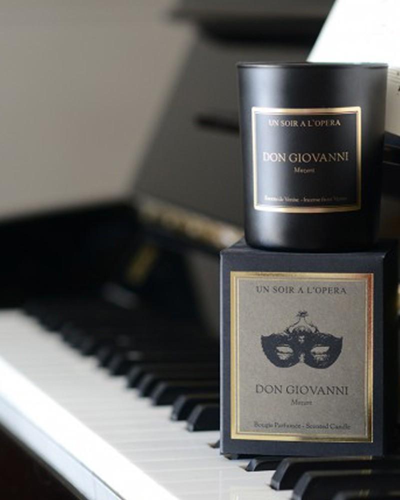 Parfums d'intérieur - Bougies parfumées Don Giovanni - 180g - L'interprète Concept Store