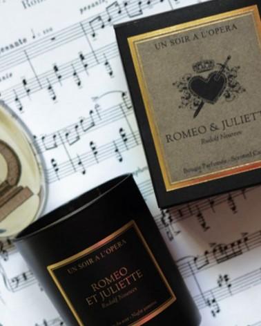 Parfums d'intérieur - Bougies parfumées ROMEO ET JULIETTE - L'interprète Concept Store