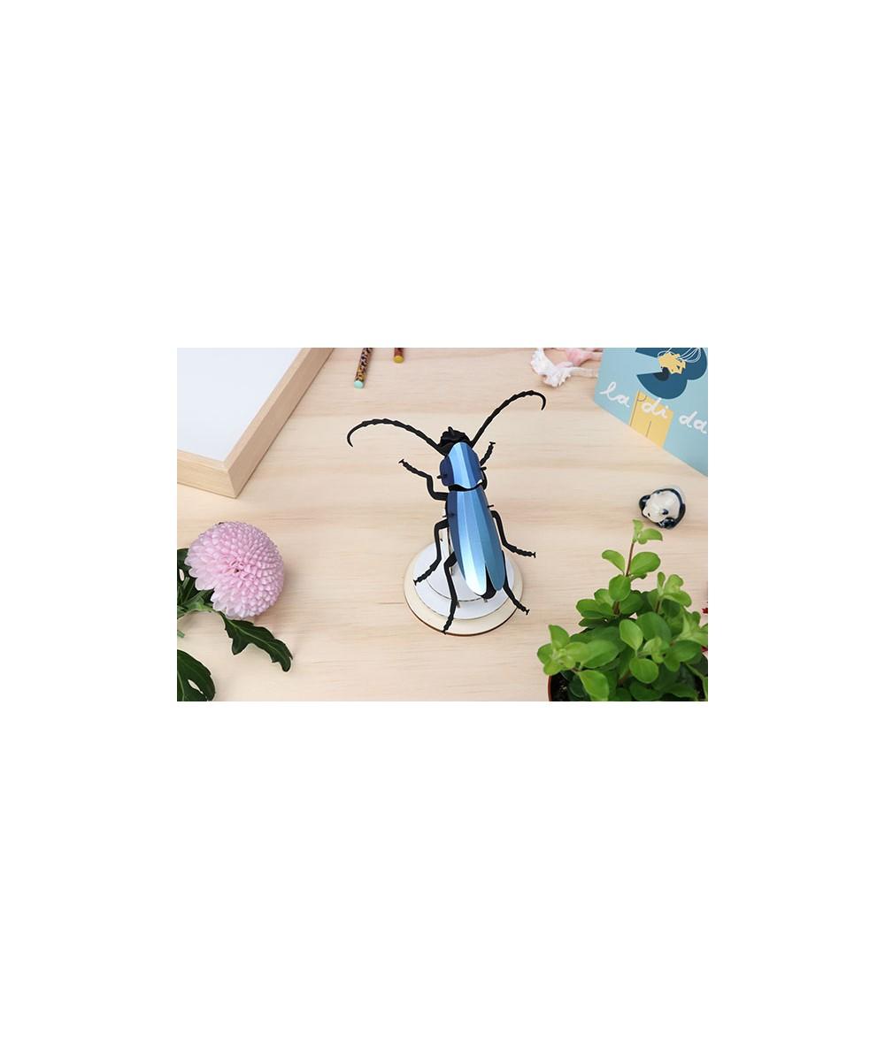 PUZZLE 3D - ASSEMBLI - ROSALIA BETTLE