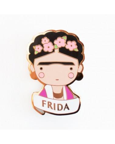 SKETCH INC - Broche Frida Kahlo - Accessoires Femmes - L'interprète Concept Store