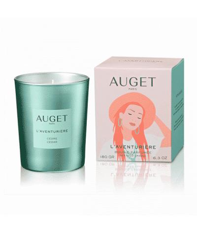 BOUGIE - AUGET - L'AVENTURIÈRE 180G