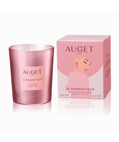 BOUGIE - AUGET - LA ROMANTIQUE 180G