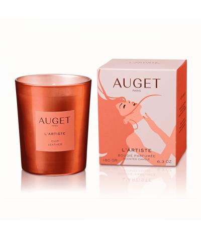 BOUGIE - AUGET - L'ARTISTE 180G
