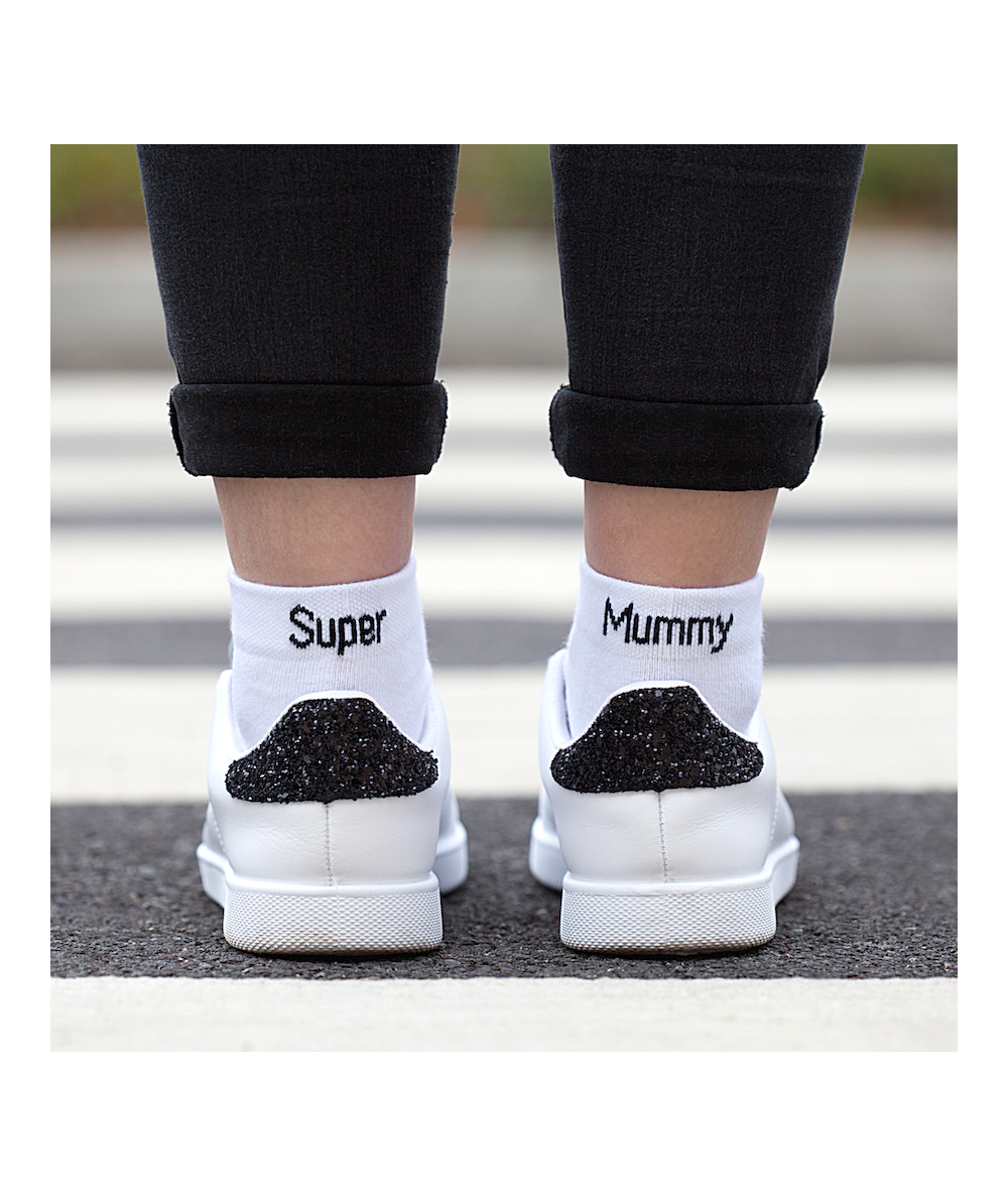 CHAUSSETTES - SORRY - SUPER MUMMY