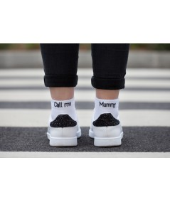 CHAUSSETTES - SORRY - CALL ME MUMMY