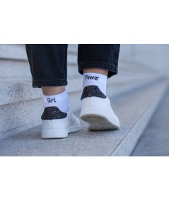 CHAUSSETTES - SORRY - GIRL POWER