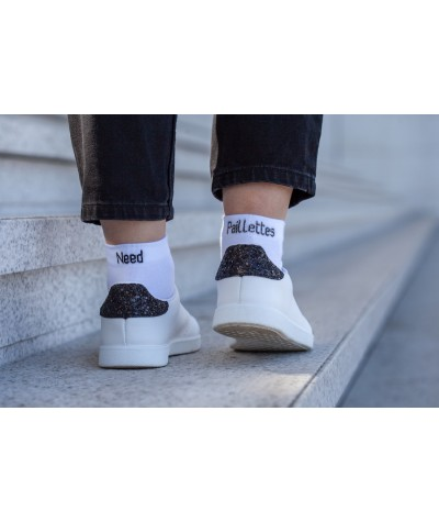 CHAUSSETTES - SORRY - NEED PAILLETTES