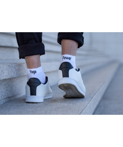CHAUSSETTES - SORRY - YOGA POWER