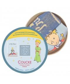 TORCHON - COUCKE - BOITE PETIT PRINCE CAPE (X2)