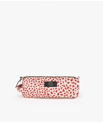 TROUSSE - WOUF - WHITE HEARTS