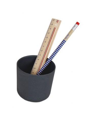Règle & Crayon en bois Français - Reine-Mère - L'interprète Concept Store