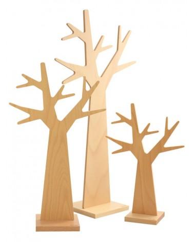 Arbre à bijoux en bois signé Reine-Mère fabriqué en France - L'interprète Concept Store