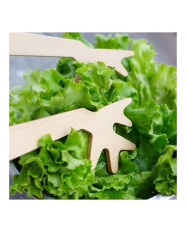 Couverts à salade - DU BOUT DES BRANCHES - Reine Mère - L'interprète Concept Store