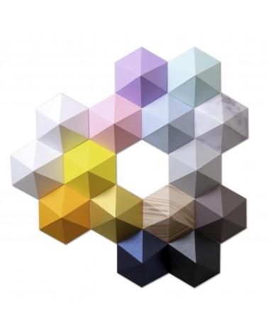 Trophée en papier ORIGAMI - DIY - OURS - L'interprète Concept Store
