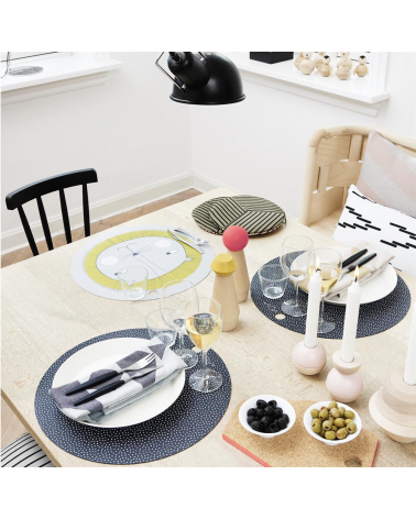 Set de table Lion - OYOY - Vaisselle - Silicone - L'interprète Concept Store