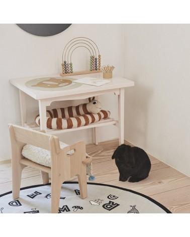 Set de table Leopard - OYOY - Vaisselle - Silicone - L'interprète Concept Store