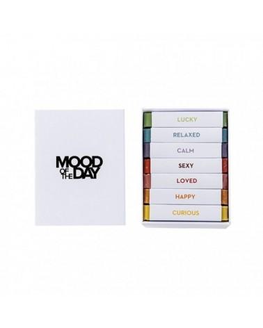Boîte de 7 savons naturels Mood of the day  - L'interprète Concept Store