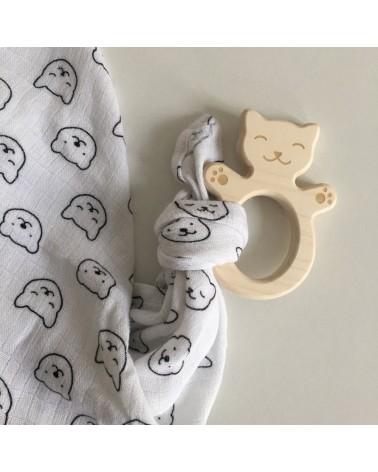 Coffret naissance - Welcome Baby chat - L'interprète Concept Store