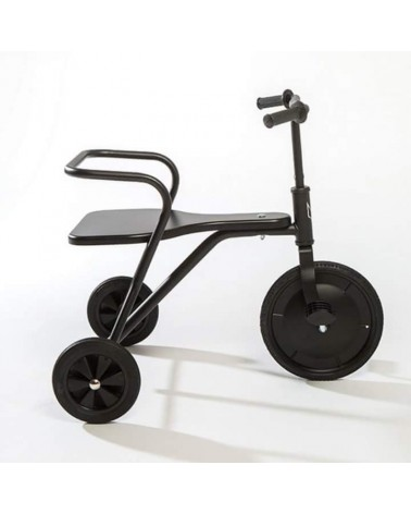 Tricycle rétro Foxrider noir pour enfant - L'interprète Concept Store