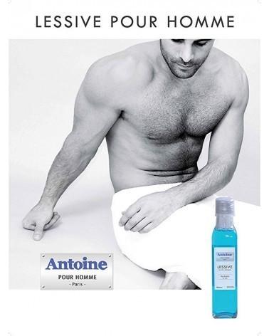 Lessive Antoine Classic 250mL pour Homme - L'interprète Concept Store