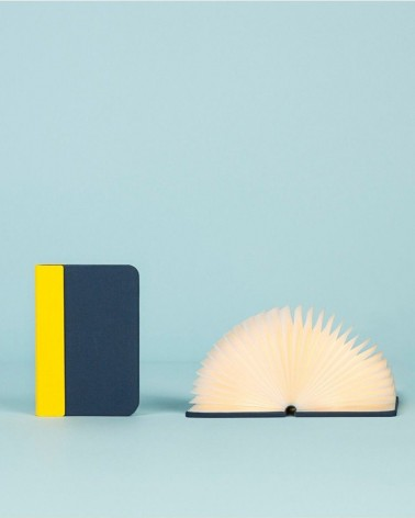 Lampe, Livre lumineux - Chargeur téléphone Mini Lumio V2 - LED - L'interprète Concept Store