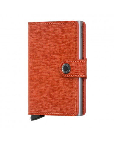 Portefeuille, Porte-Carte - Miniwallet Secrid - Crisple Orange - L'interprète Concept Store