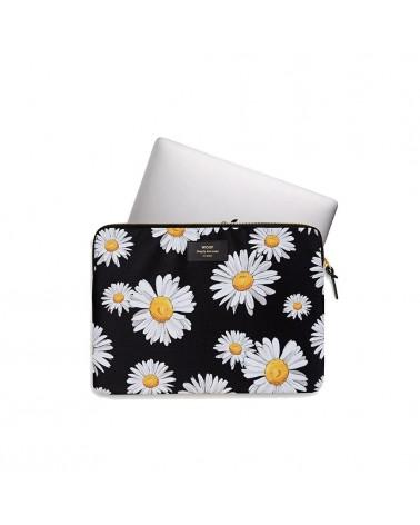 """WOUF - Housse Protection Ordinateur 13"""" - Wild Daisy - L'interprète Concept Store"""