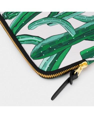 """WOUF - Housse Protection Ordinateur 13"""" - Wild Cactus - L'interprète Concept Store"""