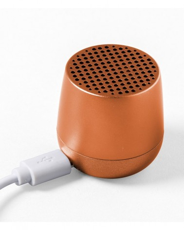 Mini Enceinte Bluetooth Lexon Mino - Déclencheur Photo à distance - L'interprète Concept Store