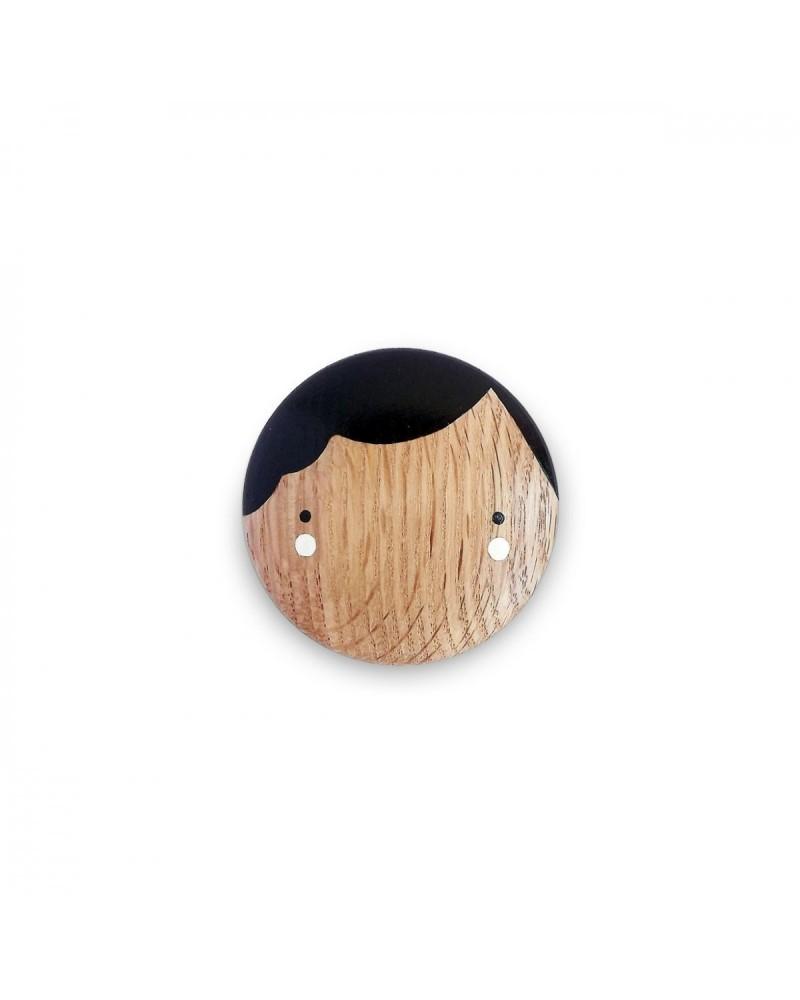 PATÈRE BOIS -  LUCIE KAAS - COCO - L'interprète Concept Store