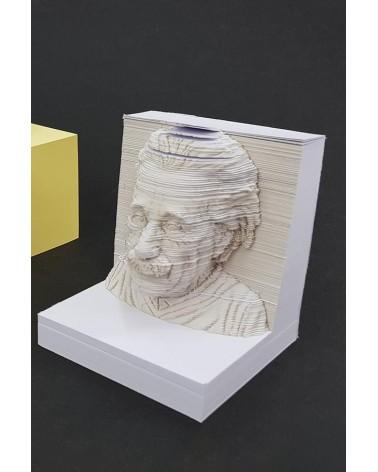 BLOC NOTE - PULP - WORKSPACE 3D OBJECT - EINSTEIN - L'interprète Concept store