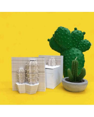 BLOC NOTE - PULP - WORKSPACE 3D OBJECT - CACTUS- L'interprète Concept store