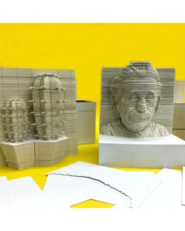 BLOC NOTE - PULP - WORKSPACE 3D OBJECT - CACTUS - L'interprète Concept store