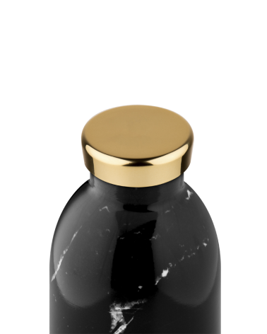 THERMOS 500 ML - 24BOTTLES - CLIMA BOTTLE MARBLE BLACK