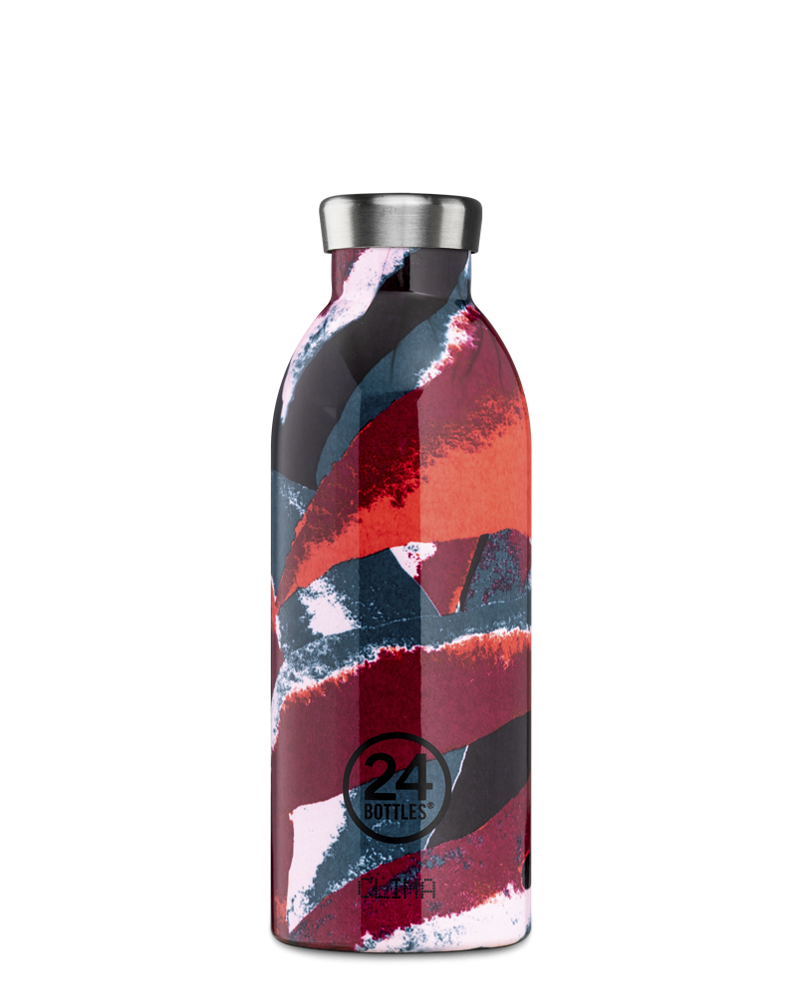 THERMOS 500 ML - 24BOTTLES - CLIMA FLOWER FLAME