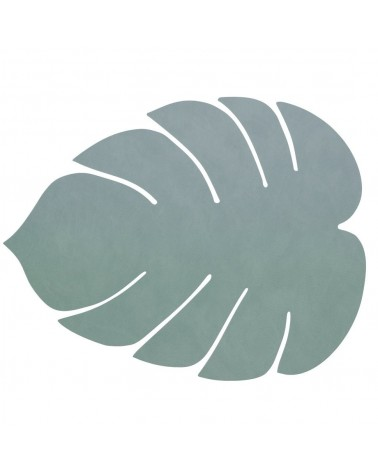 SET DE TABLE - LINDDNA - TABLE MAT L MONSTERA LEAF NUPO