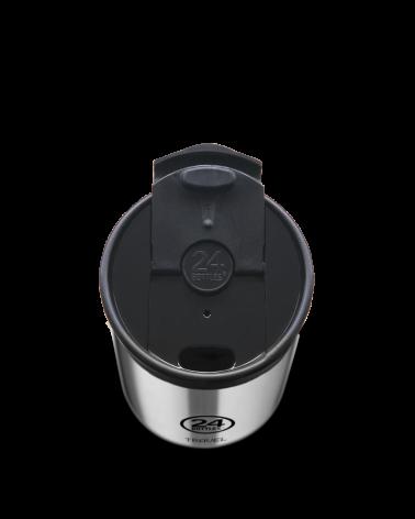 MUG ISOTHERME 350 ML - 24BOTTLES - TRAVEL TUMBLER - WABI - L'interprète Concept Store
