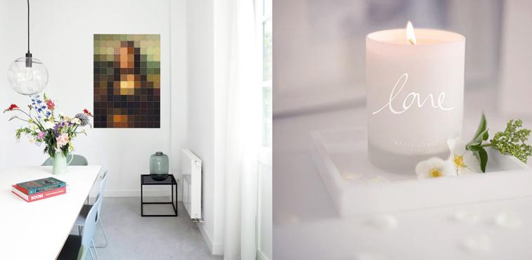 Décoration Murale, Bougies & Parfums d'intérieur, Rangement, Plantes & Accessoires Tendance